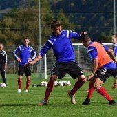 Büchel mit Debüt gegen Superstar Zlatan Ibrahimovic