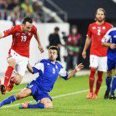 Schweiz ebenfalls vorzeitig für die EM-Endrunde qualifiziert