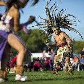 Feier für die indigenen Völker der USA
