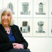 Hilla Becher, eine Wegbereiterin der zeitgenössischen Fotokunst, ist gestorben