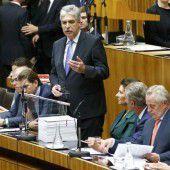 Finanzminister will bei den Pensionen sparen