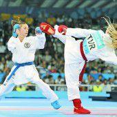 Saisonfinale für Karate-Lady Bettina Plank