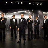 007 im Sechserpack