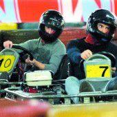 9000 Euro für Ma hilft beim Charity-Kart-Race