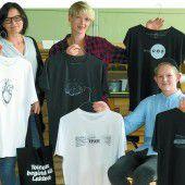 T-Shirts mit Toleranzpotenzial