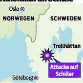 Drei Tote nach Attacke an schwedischer Schule