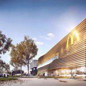 Der neue McDonalds in Lustenau