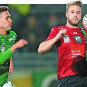 2:1-Erfolg der Austria im Westderby gegen Wacker Innsbruck