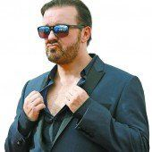 Ricky Gervais moderiert erneut Golden Globes