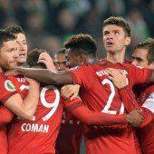 Die Bayern zeigen Klasse