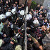 Angriff auf Meinungsfreiheit im türkischen Wahlkampf