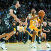 Rekord von Kobe Bryant in der NBA