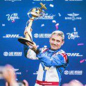 Hattrick beim Air Race für Paul Bonhomme
