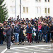 Flüchtlinge kommen jetzt in die Steiermark