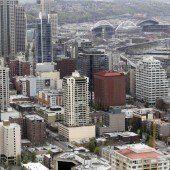 Forscher befürchten ein Megabeben in Seattle