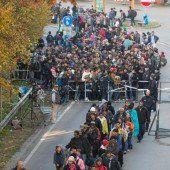 12.000 Plätze für Balkanroute schon zugesagt