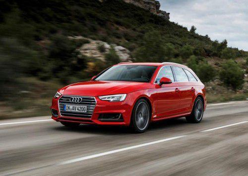 Gewachsen ist der Audi A4 Avant außen kaum nennenswert, innen jedoch spürbar.