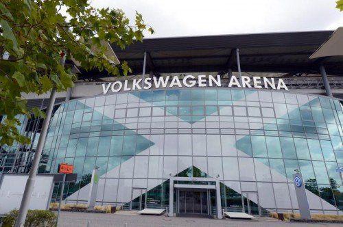 Gut die Hälfte der 53 Millionen Euro teuren Arena in Wolfsburg flossen von VfL-Sponsor Volkswagen.