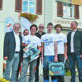 Vorarlbergs Lehrlinge drehten in Schruns auf