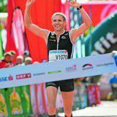 Beide Marathon-Könige mit großem Vorsprung