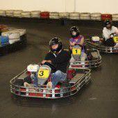 Willkommen zum Charity Kart Race in Feldkirch