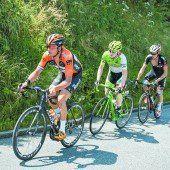 Michael Gogl vor Sprung in die große Rad-Welt