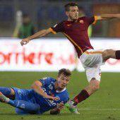 Das erste Vorarlberger Tor in Italiens Serie A