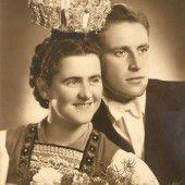 Rösle und Oskar Rümmele feiern diamantene Hochzeit
