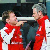 Vettel will seinen Chef laufen lassen