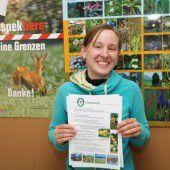 Naturschutz in Bludesch ist in neuer Hand