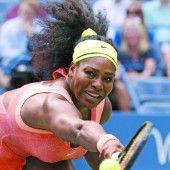 Serena Williams gibt in Perth ihr Comeback