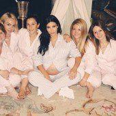 Kim Kardashian postet Fotos von Babyparty
