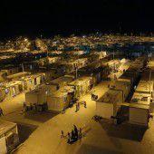 EU-Flüchtlingshilfe fließt nur sehr zögerlich