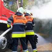 Feuerwehren im Dauereinsatz