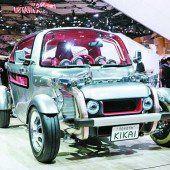 Bunte Welt von Toyota