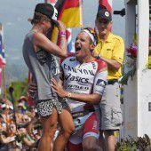 Olympiasieger Frodeno siegt auch auf Hawaii