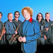 Simply Red und Matt Bianco live in Dornbirn