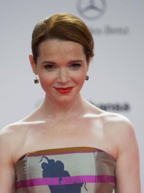 Karoline Herfurth spielt in dem Film selbst die Hauptrolle.