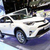 Mit Hybridantrieb auf der Überholspur