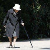 Österreich ist Schlusslicht bei den Pensionen