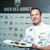 Stefan Lenz ist Koch des Jahres 2015