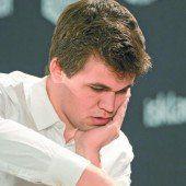 Magnus Carlsen ist Champion im Schnellschach