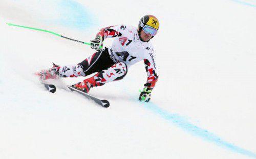 Marcel Hirscher geht wieder als Favorit auf die große Weltcupkugel ins Rennen.