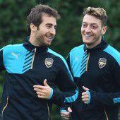 Arsenal droht das Aus bei erneuter Niederlage