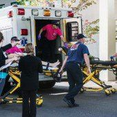 13 Tote bei Schießerei an einer US-Hochschule