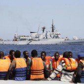 Anti-Schleppermission der EU im Mittelmeer gestartet