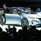 Nissan lässt bald Autos selbst fahren