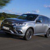 Kompakt-SUV treibt Absatz von Mitsubishi