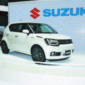 Neuer Mini-Crossover: Suzuki baut seine Modellpalette weiter aus