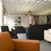 Beim heimischen Möbelhändler vor Ort das Gefühl des Wohnens erleben